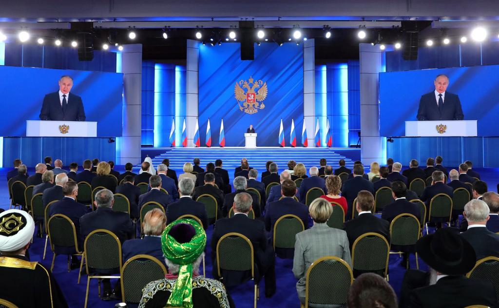 Владимир Гутенев о Послании президента